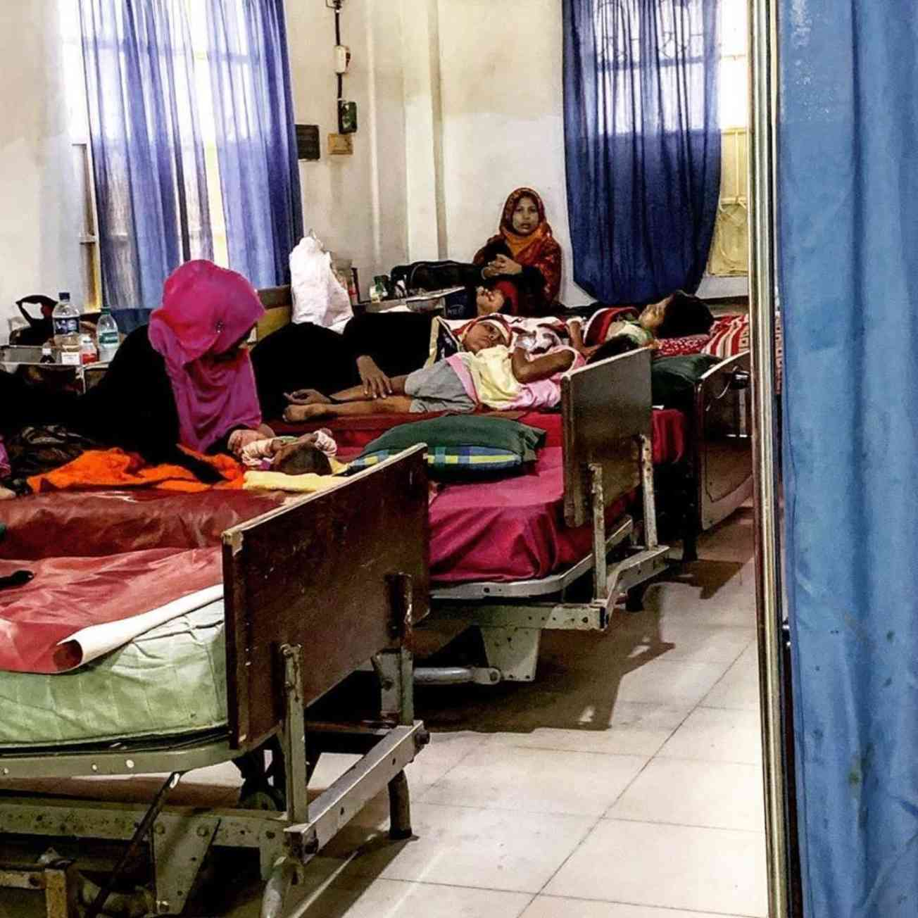 Hope Hospital Beds Coxs Bazar