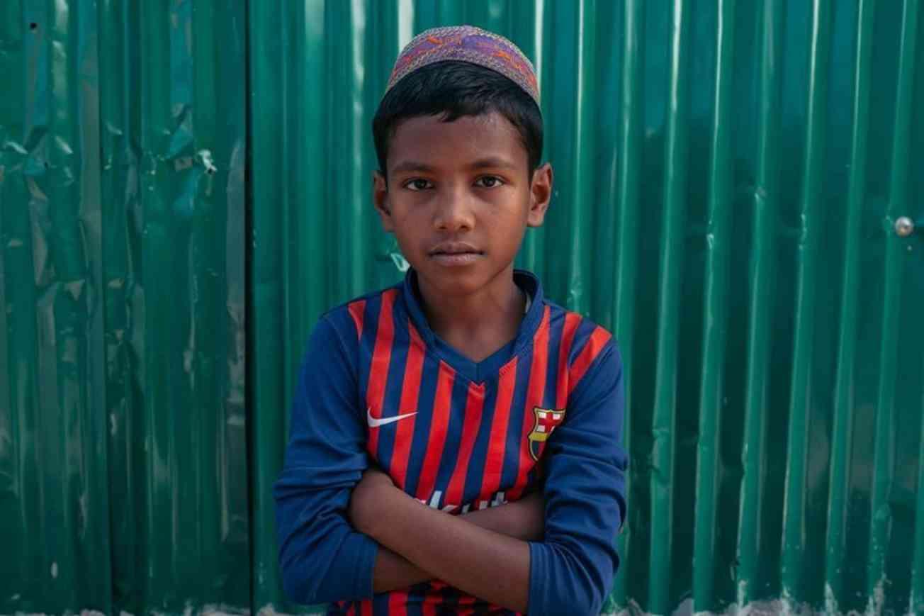 Rohingya Child3 Christophe Mortier 2