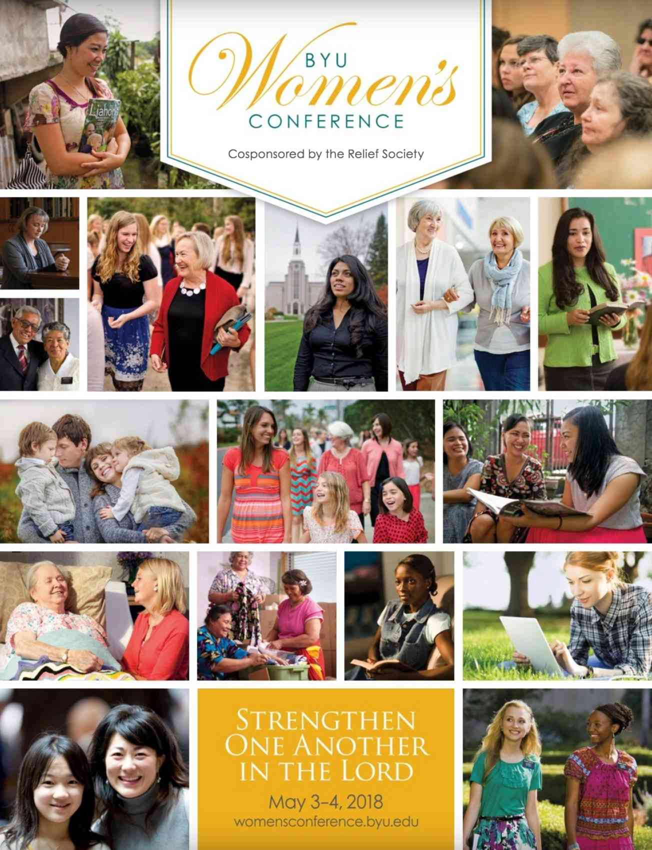 BYU Women's Conference 2018