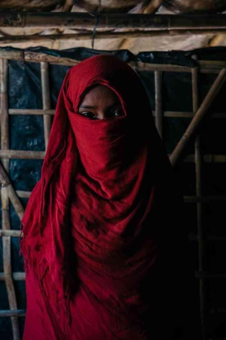 Rohingya Women Bangladesh
