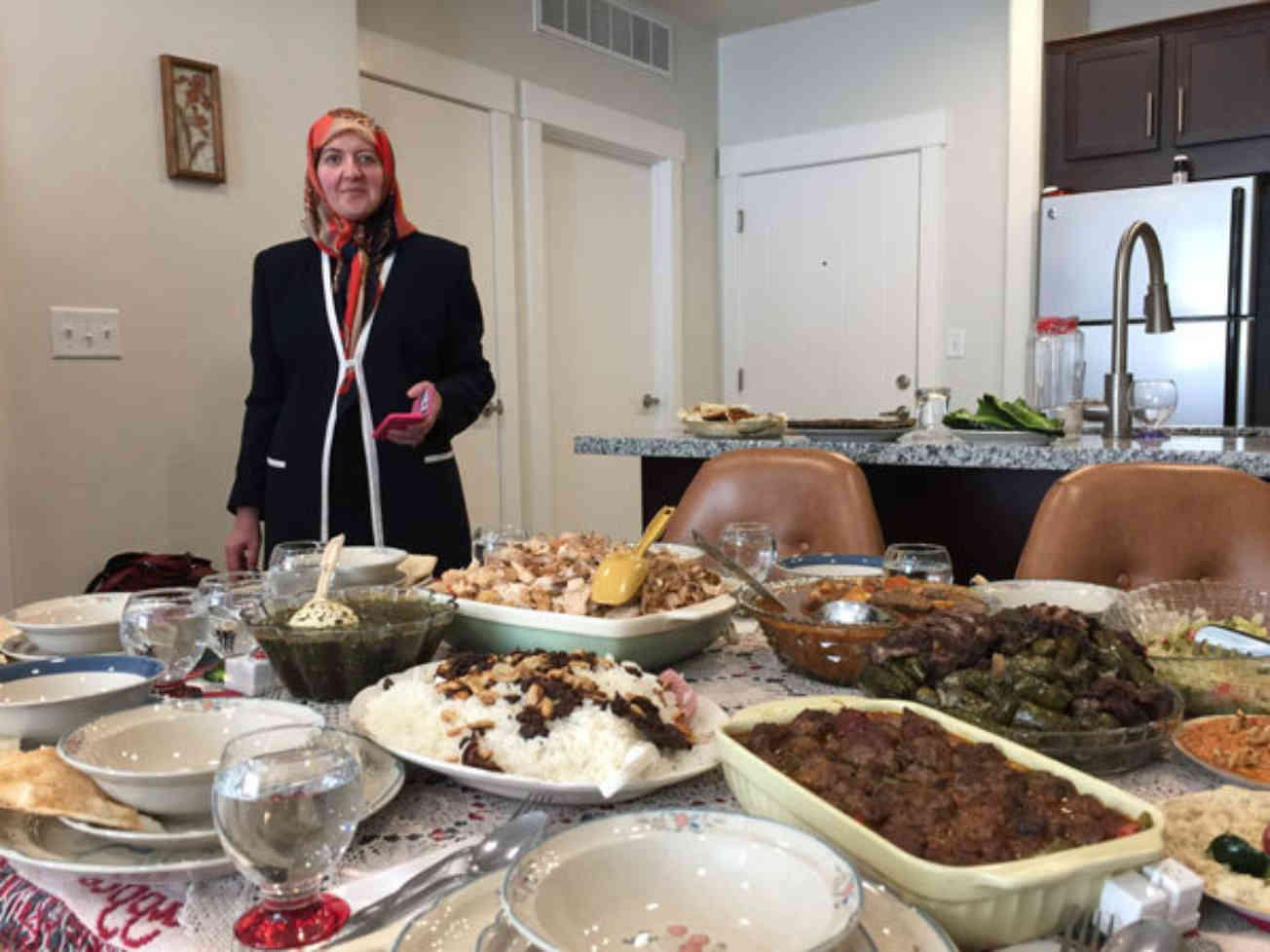 Dr  Kaadans Wife Roua