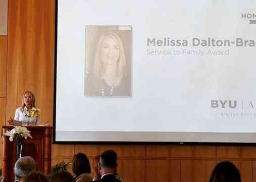 Melissa Dalton Bradford Speech At Byu