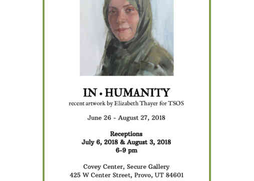 In•humanity Flier