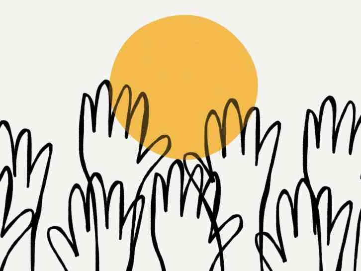 Lifting Hands Logo