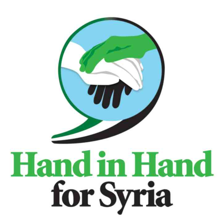 Hand For Syria Logo