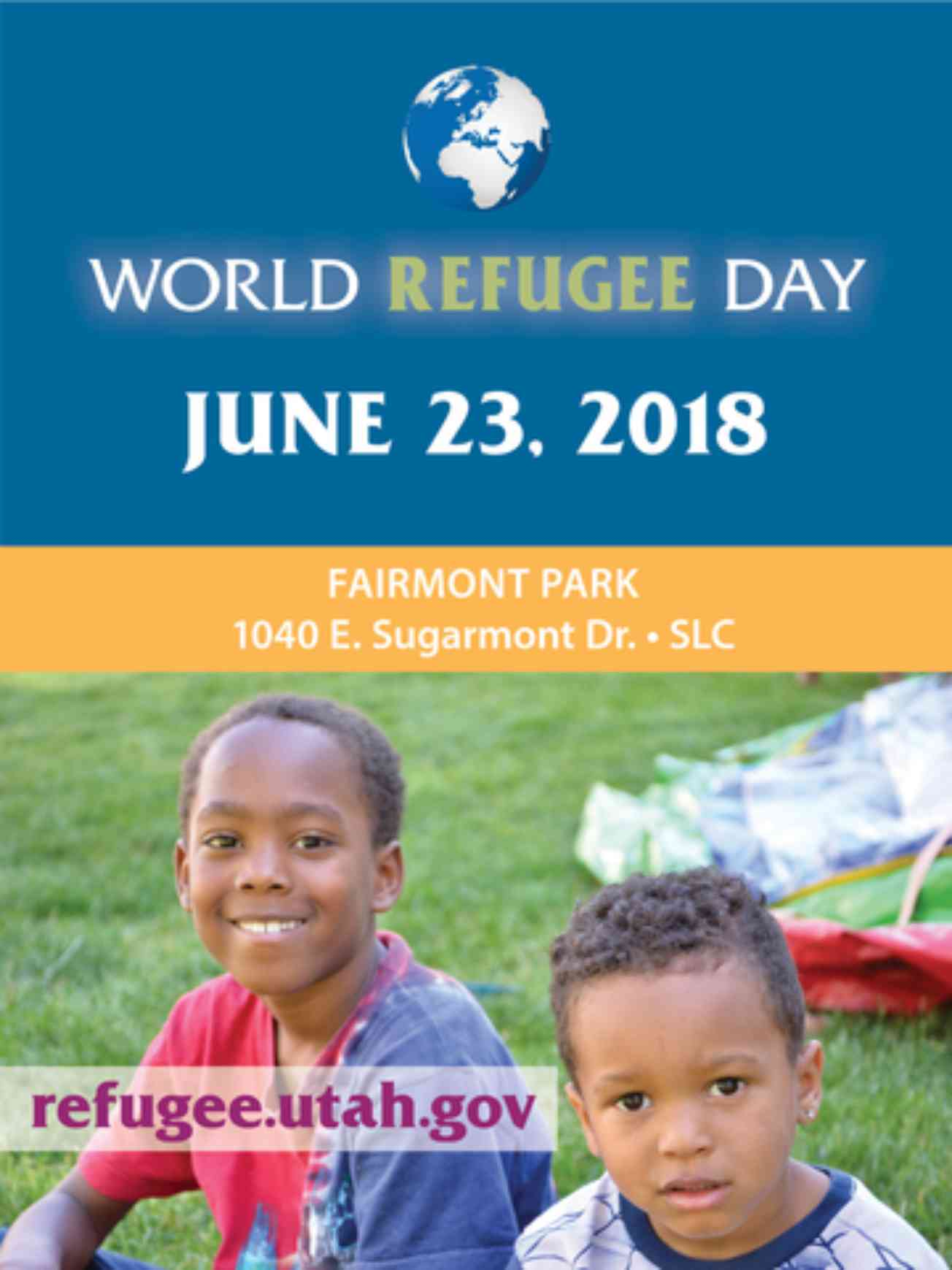 World Refugee Day Facebook