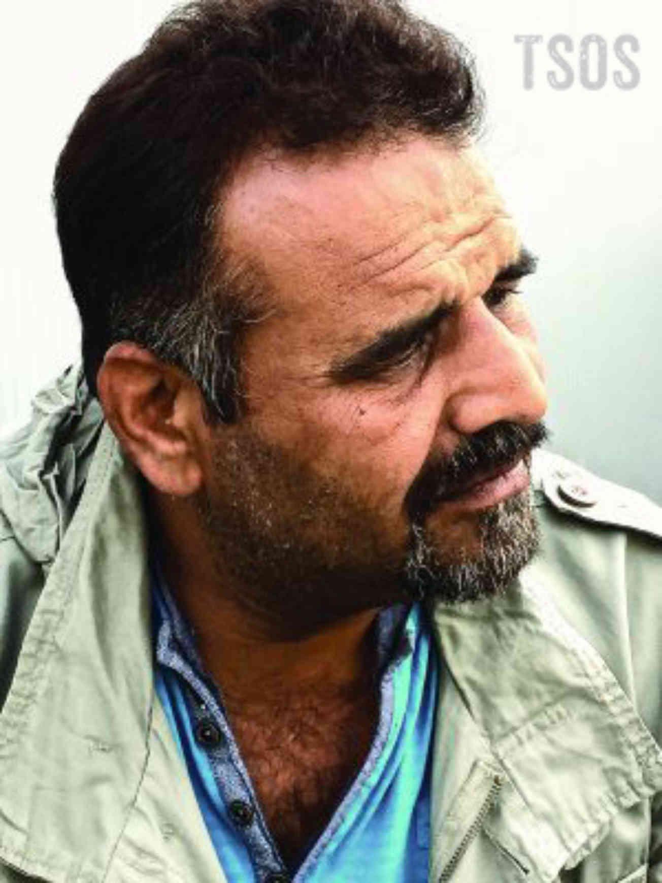 Ahmed Portrait