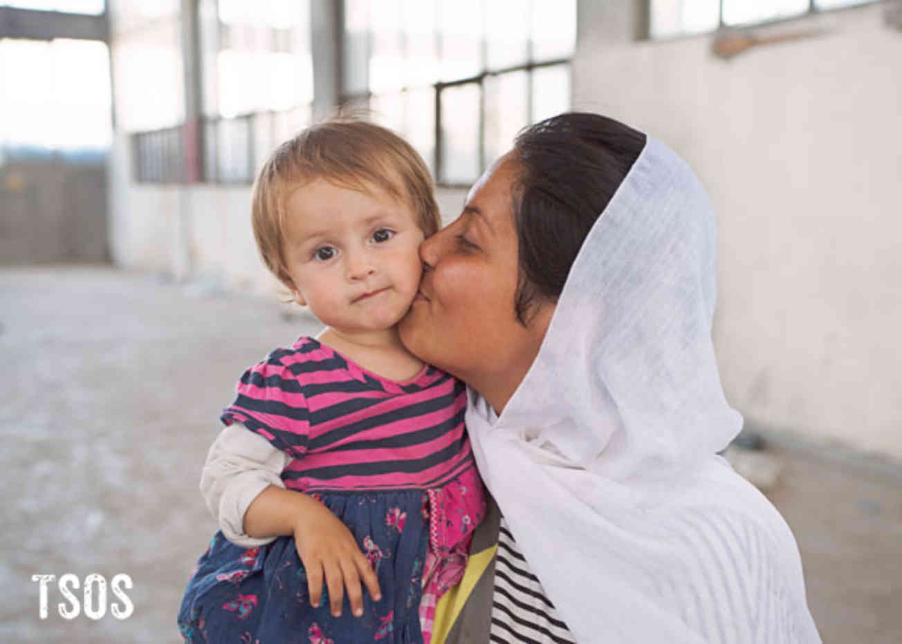 Faroosh Mom Child
