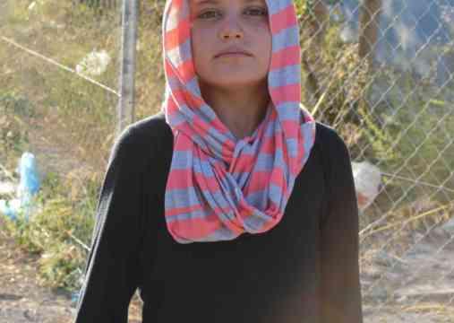 Nadia, Afghanistan