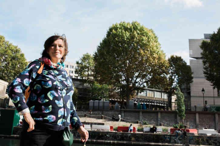 Christine Dolan, Paris, France