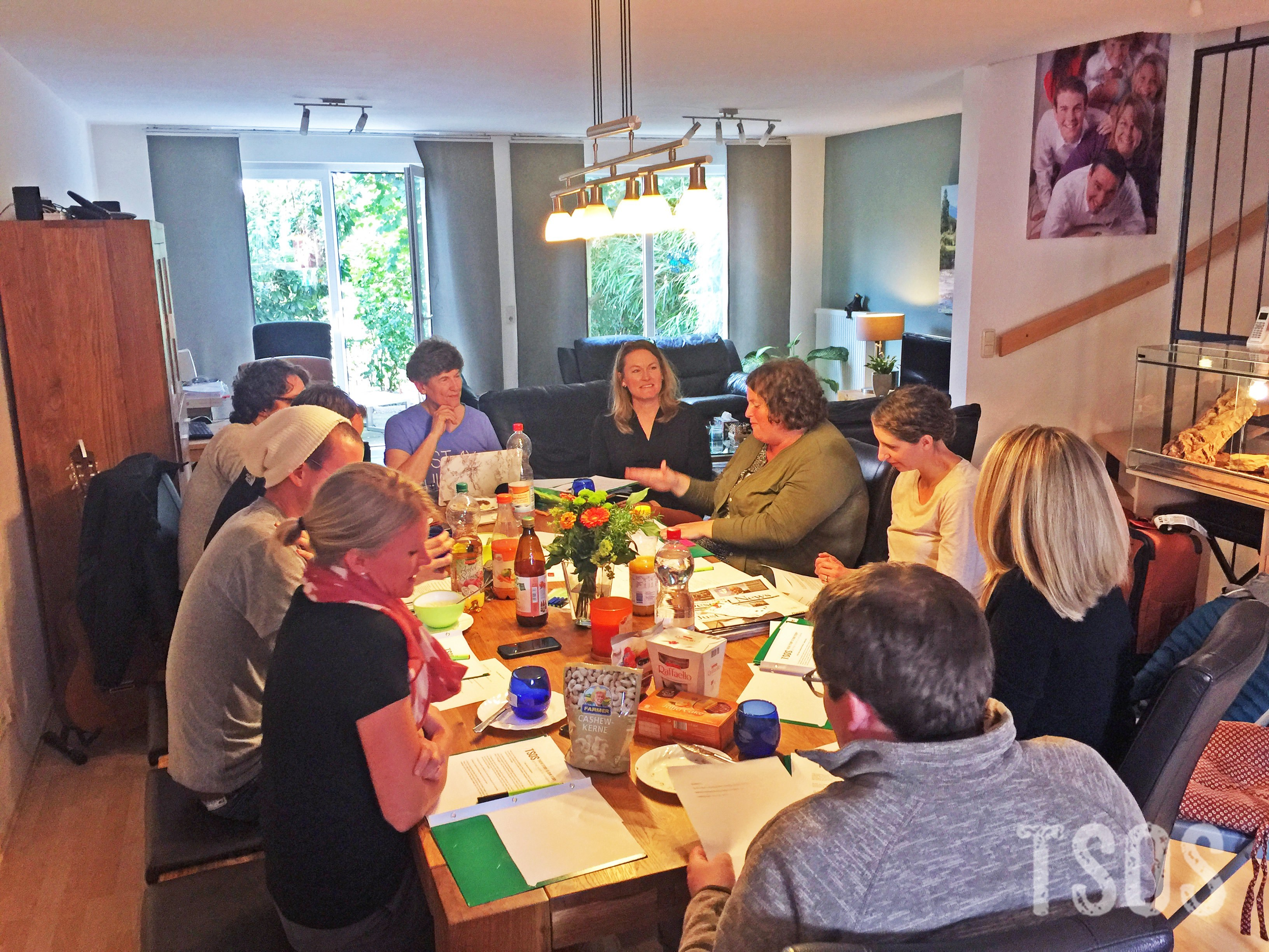 TSOS Team in Schwanheim Germany