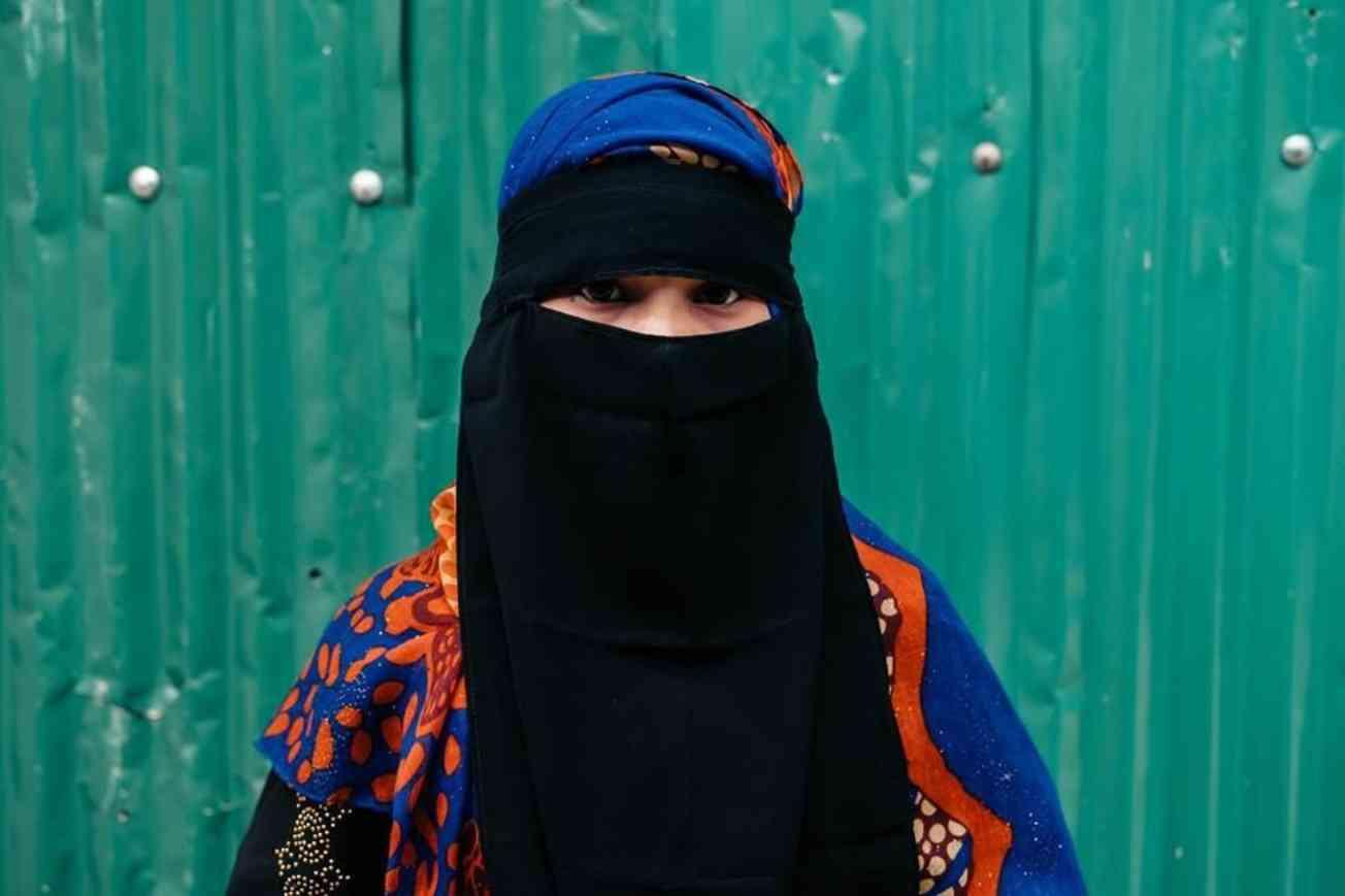 Rohingya Woman3 Christophe Mortier