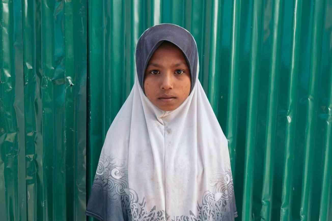 Rohingya Child2 Christophe Mortier 2