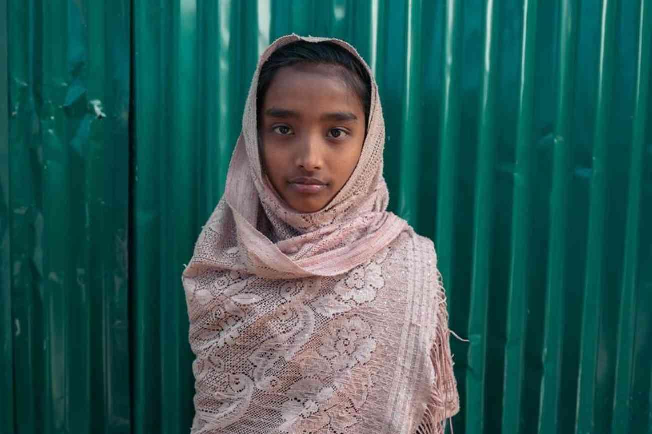 Rohingya Child4 Christophe Mortier 2