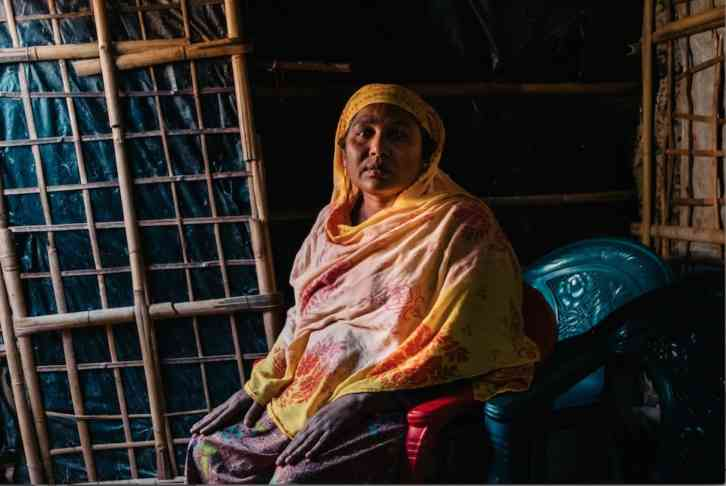 """Their Story Is Our Story Finds Out The Meaning Of """"Shanti Khana"""" And The Importance Of Women Friendly Spaces In Coxs Bazar"""