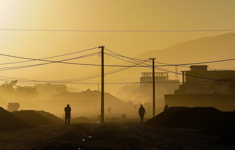 Kabul Stock Photo