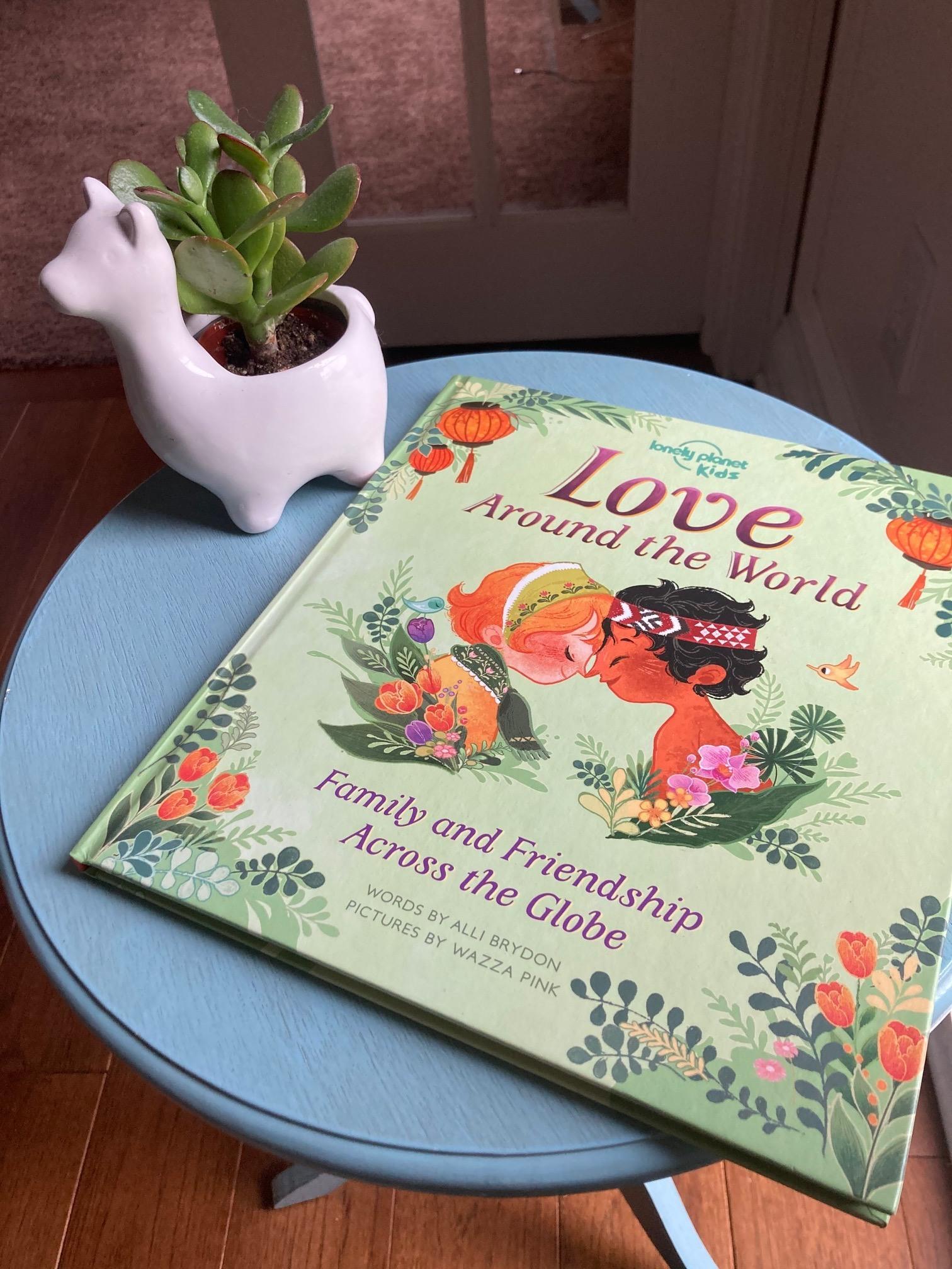 Love Around the World Book Photo 1