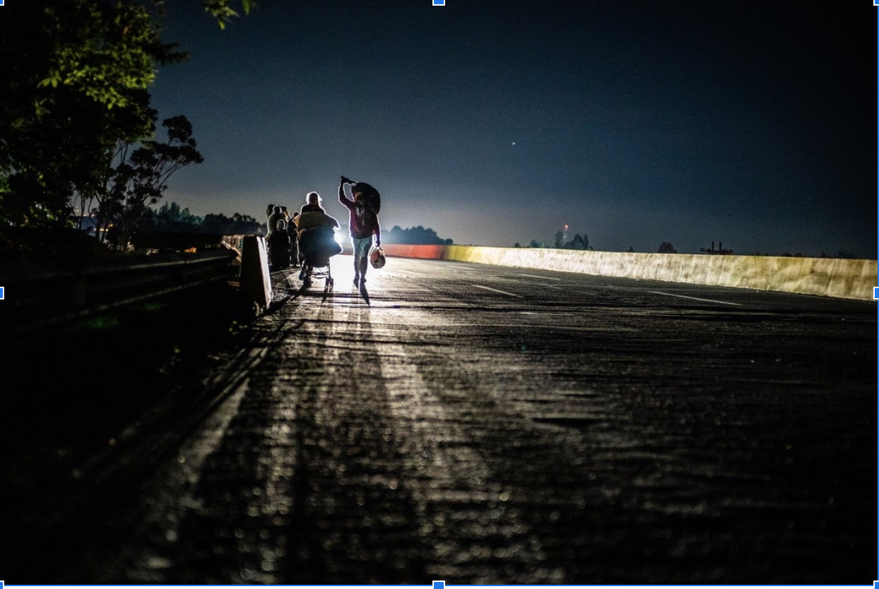 NYT Venezuela Cover Shot