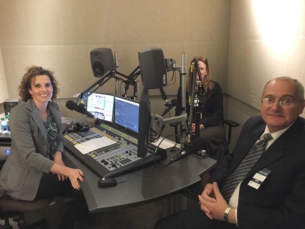 Radio Interview Dr Kaadan