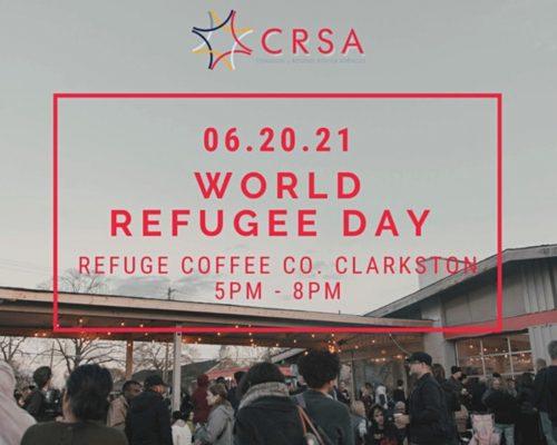 Georgia World Refugee Day
