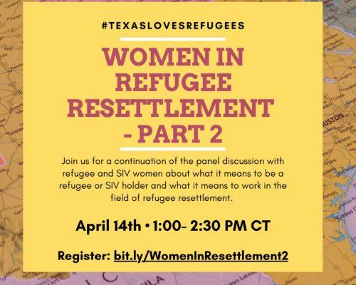 Women in Resettlement