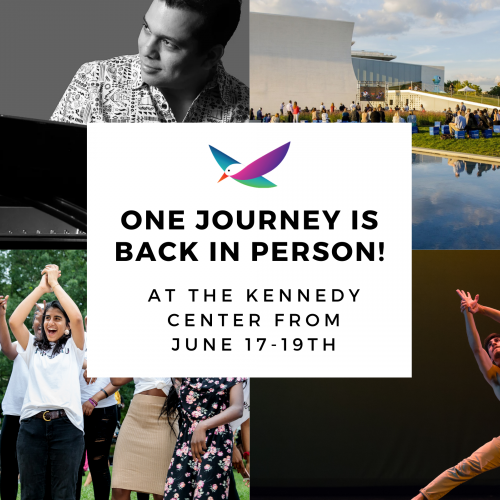 2021 One Journey Festival World Refugee Day Event