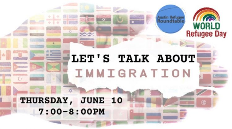 Lets Talk About Immigration