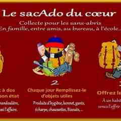 Backpacks for Refugees