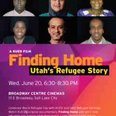 Finding Home Screening Invite
