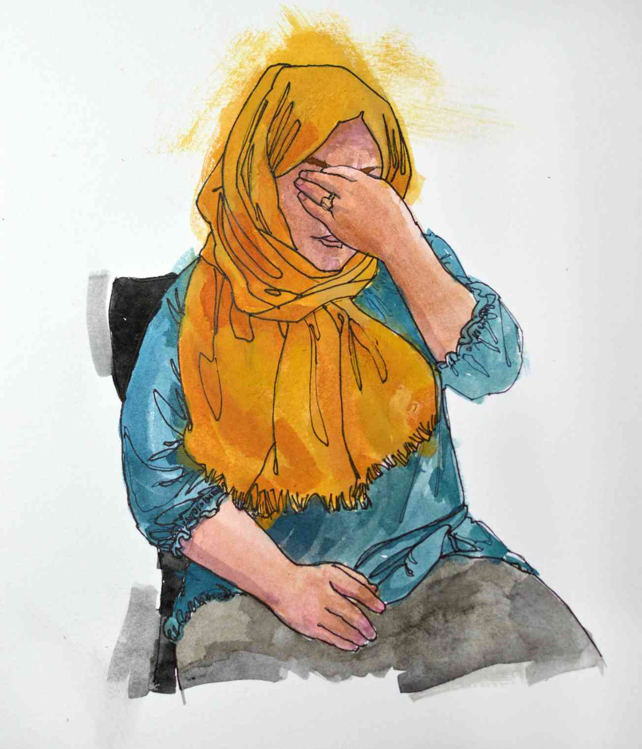 Woman Cry2
