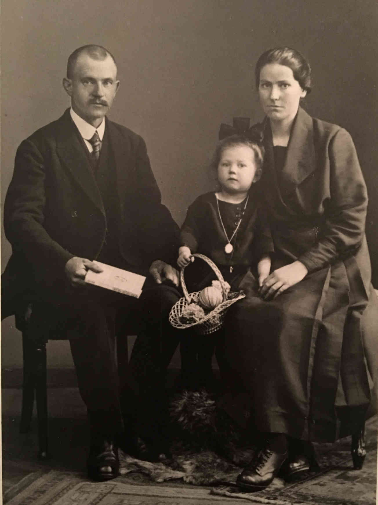 My Grandmother And Parents