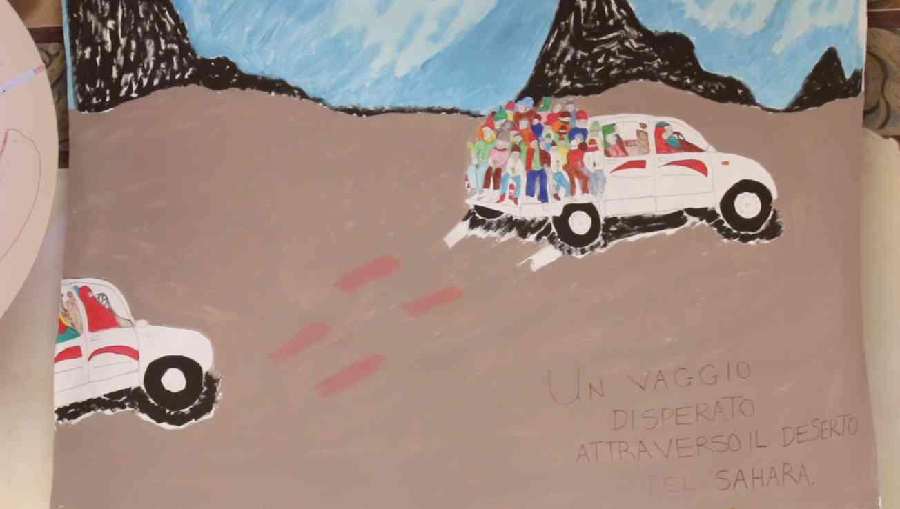 Refugee Artwork 2