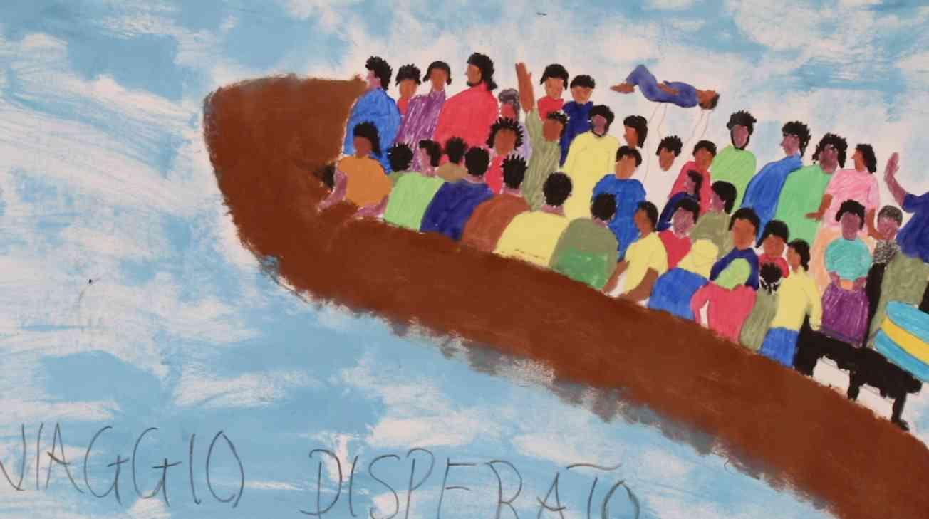 Refugee Artwork 1