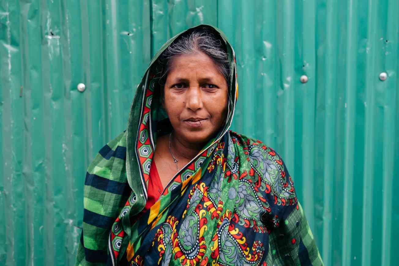 2019 BANGLADESH Portrait of Rohingya Refugee Christophe Mortier 6
