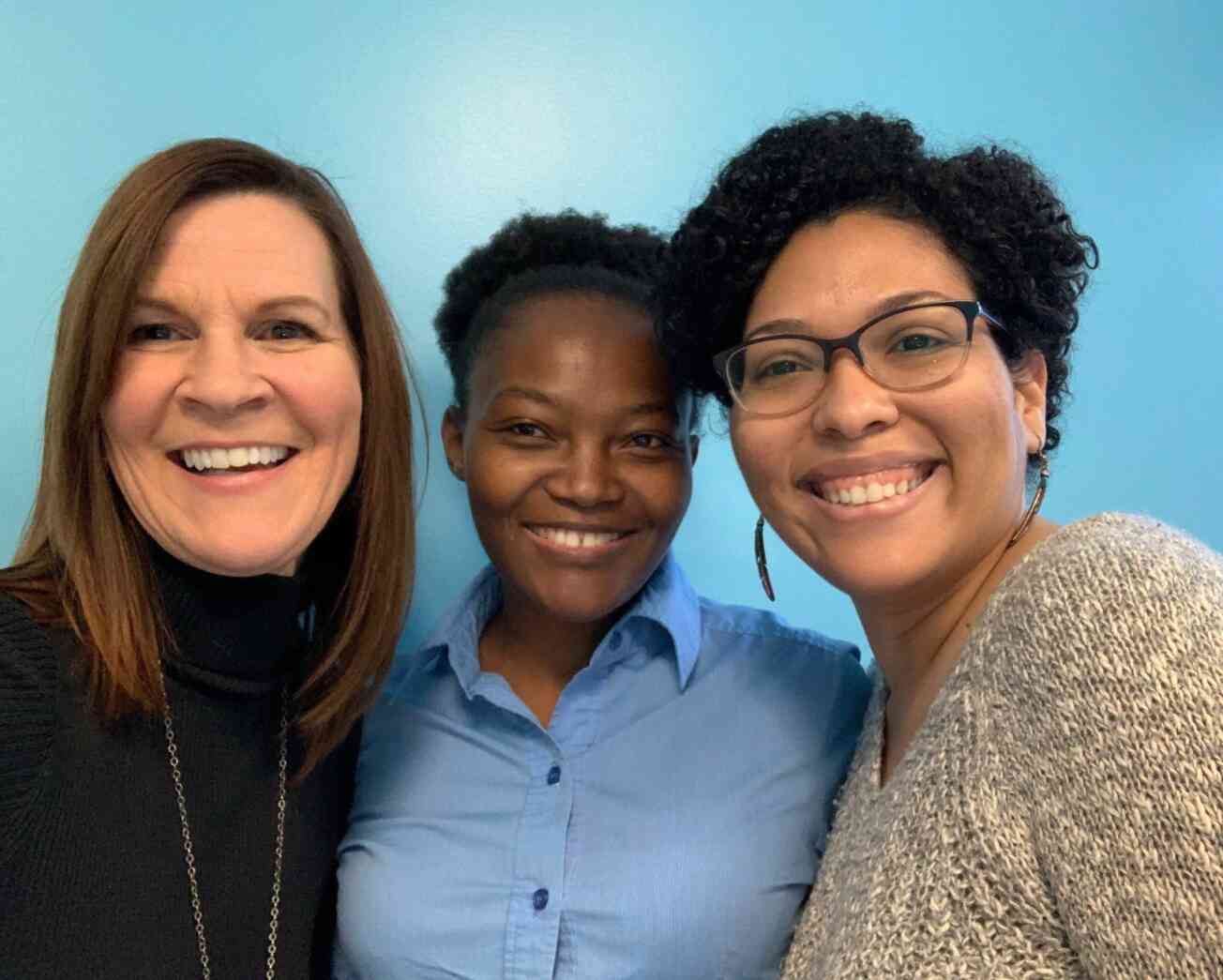 ECDC Podcast Brandi with Interviewers