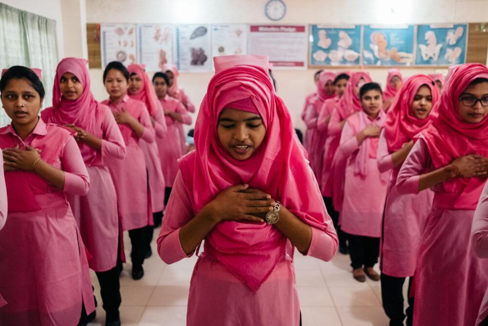 Midwives of Cox Bazaar