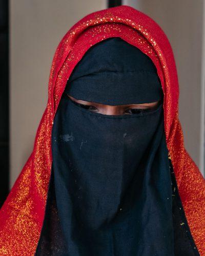 Rohingya Woman