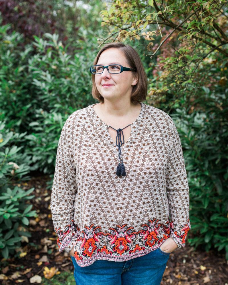 Julie Anderson, Frankfurt, Germany