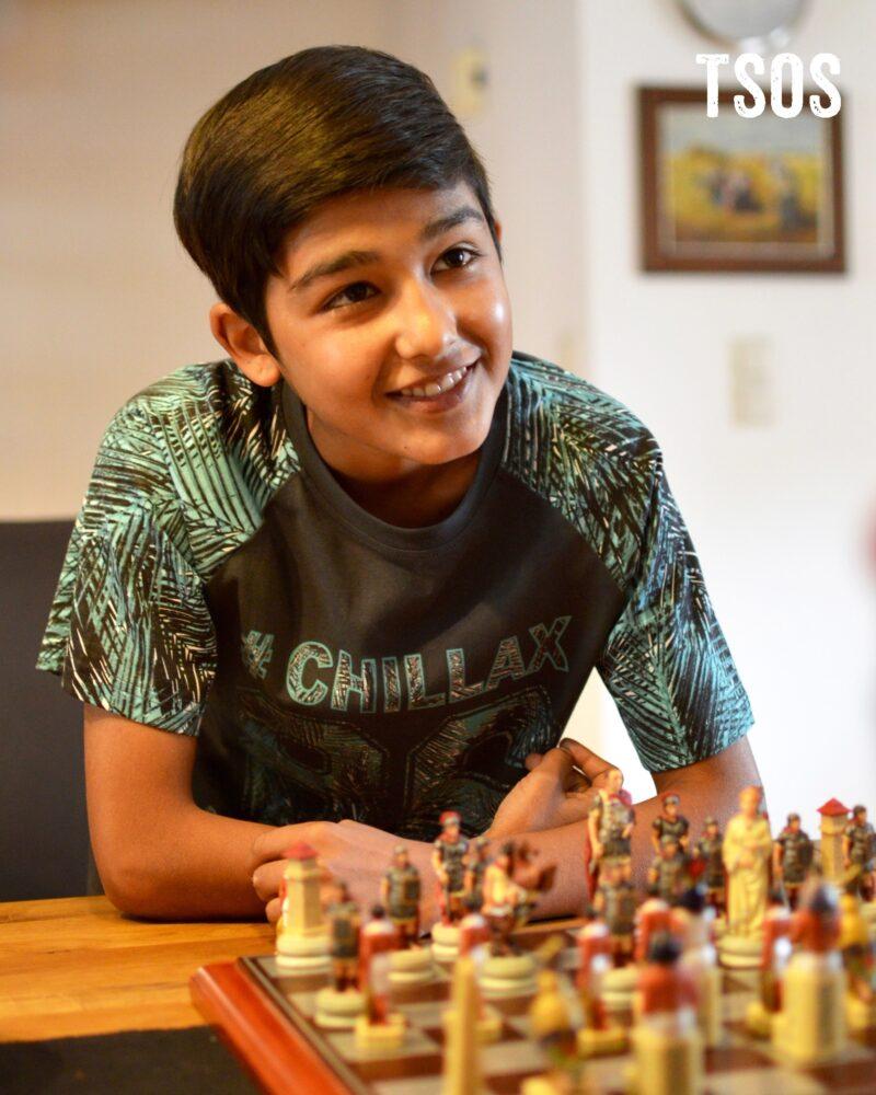 Omed Chess Wm