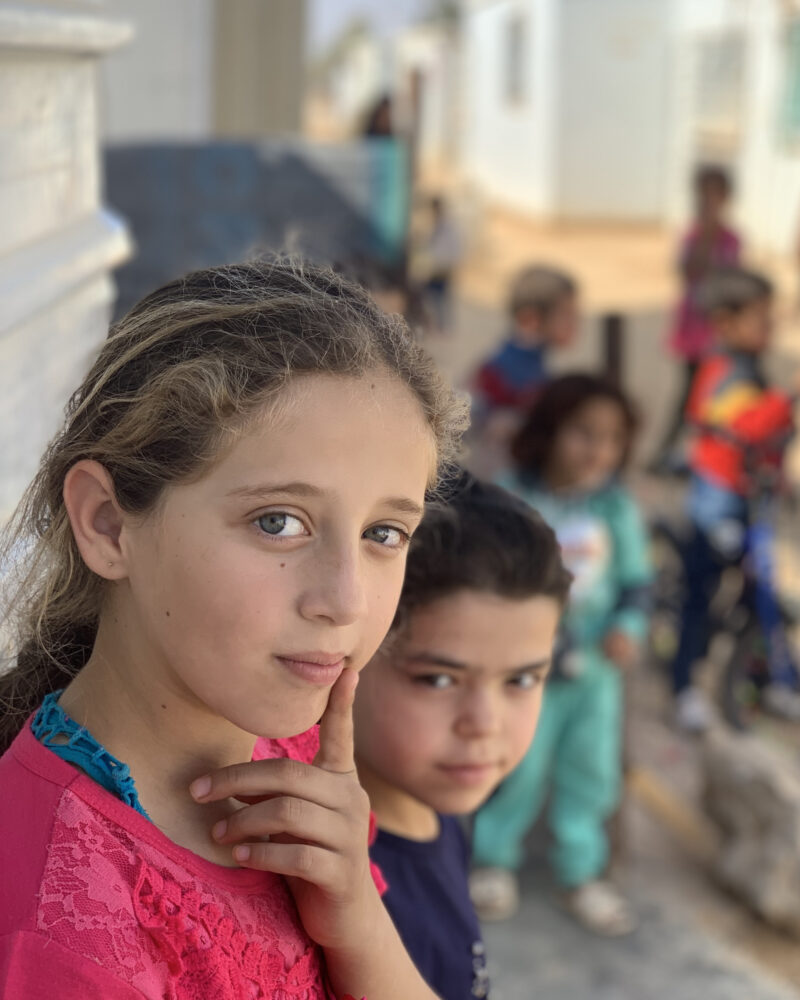 WHO ARE WE NOW SYRIAN GIRL ZAATARI CAMP
