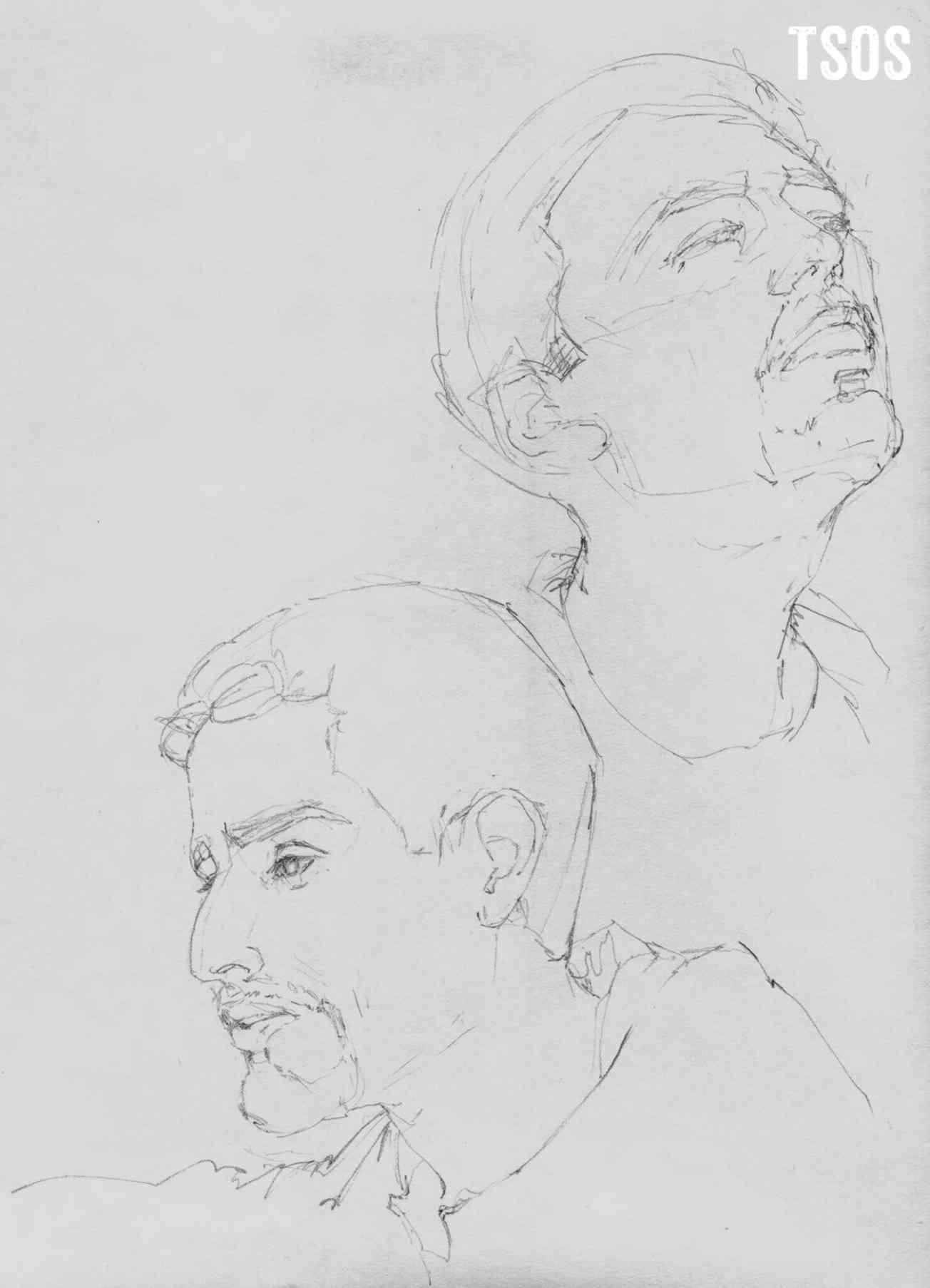 Aeham Sketch 2