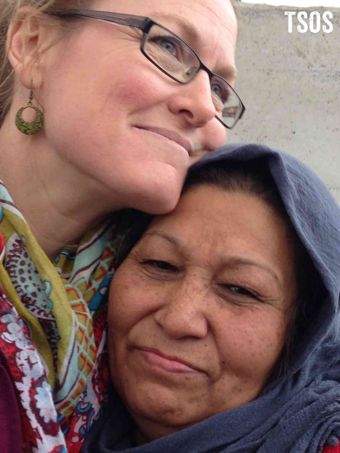 Asylum Trisha Hug