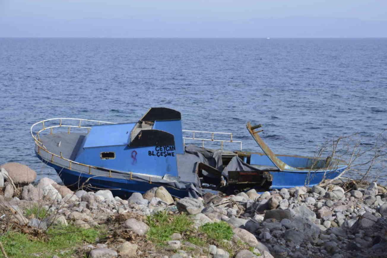 Zarrin Boat